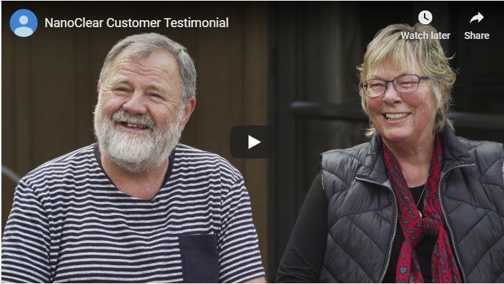 Video Testimonial Page